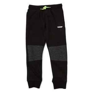 NWT Boys Star Ride black knee-panel sweats, 10/12